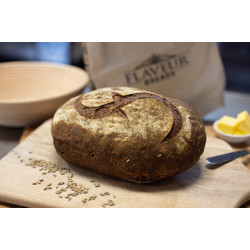 SPROUTED GRAIN BAUERNBROT SOURDOUGH (Tues and Sat only)