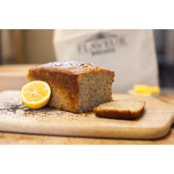 LEMON AND POPPYSEED LOAF