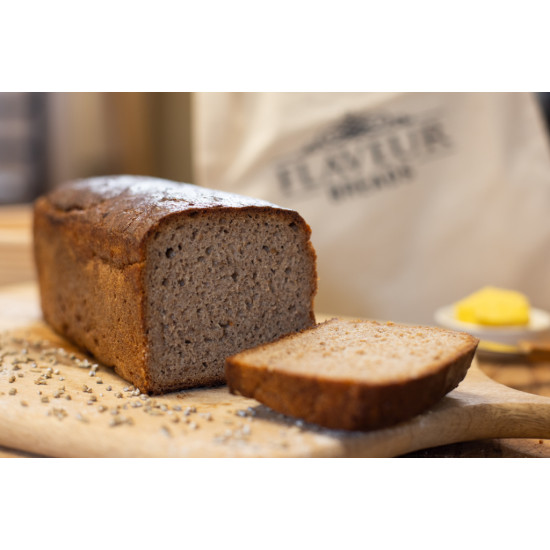 RYE AND SPELT SOURDOUGH - 1kg (Tuesday to Saturday)